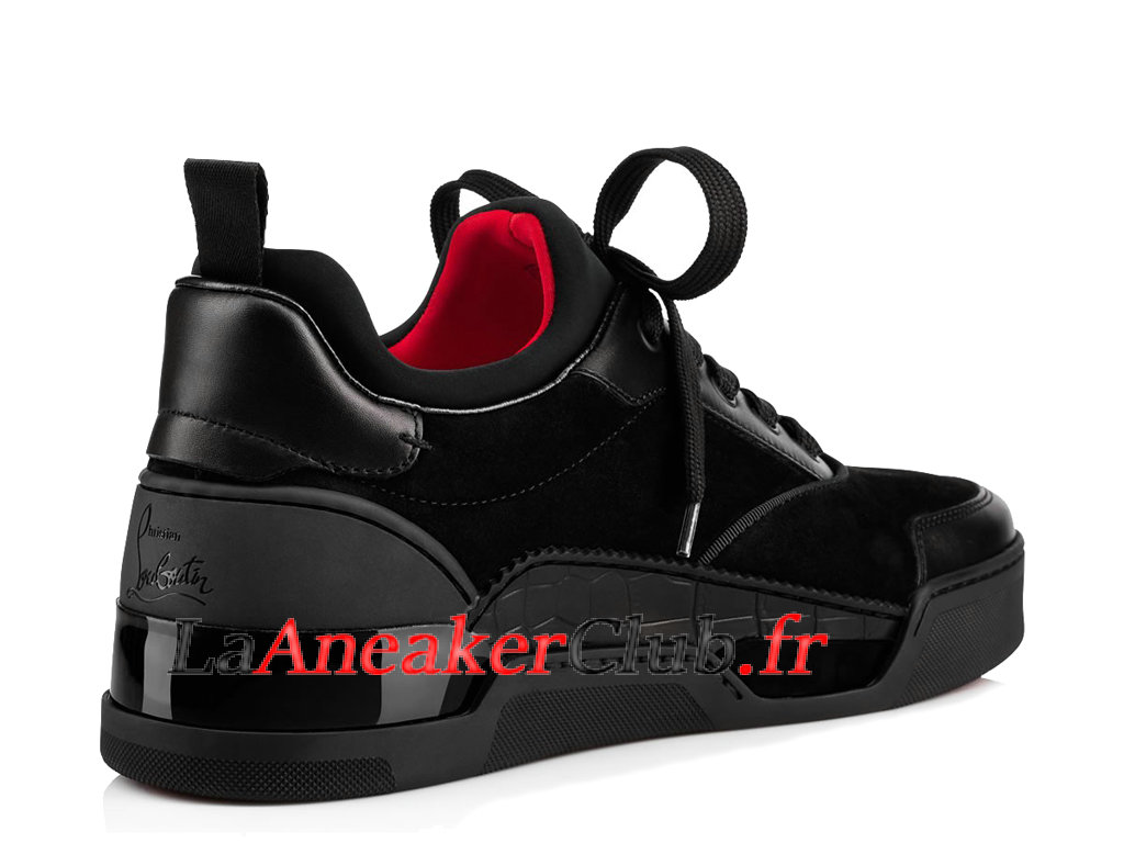 louboutin sneakers homme prix