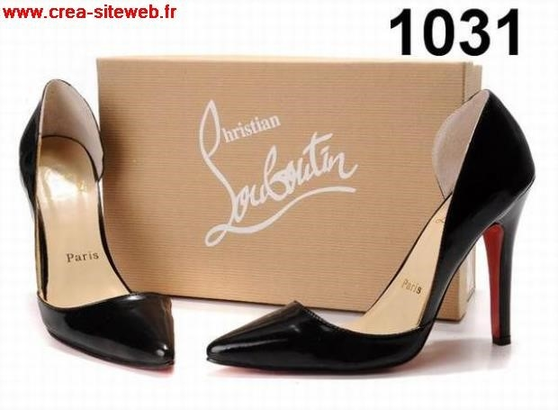 chaussures femmes soldes louboutin